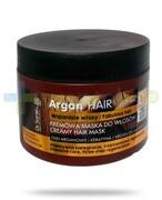 Dr. Sante Argan kremowa maska regenerująca do włosów z olejem arganowym i keratyną 300 ml Elfa Pharm Elfa Pharm