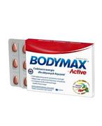 Bodymax Active wyciąg z żeń-szenia GGE + witaminy 30 tabletek Orkla Health
