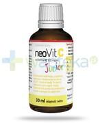 NeoVit C Junior witamina C 100mg/ml krople doustne 30 ml REALIZACJA ZAMÓWIEŃ W 1 DZIEŃ ROBOCZY FSP Galena