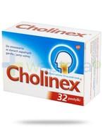 Cholinex pastylki do ssania na ból gardła - 32 sztuki GlaxoSmithKline