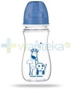 Canpol Babies EasyStart butelka szerokootworowa antykolkowa kolorowe zwierzęta 300 ml [35/204] 1000