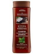 Joanna Tradycyjna Receptura Rzepa pokrzywa szampon tonizująco-wzmacniający do włosów przetłuszczających się 300 ml REALIZACJA ZAMÓWIEŃ W 1 DZIEŃ ROBOCZY Joanna