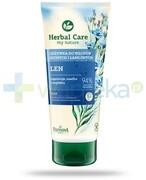 Farmona Herbal Care Len odżywka do włosów suchych i łamliwych 200 ml Farmona