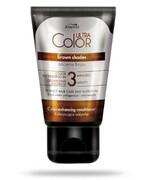 Joanna Ultra Color odcienie brązu koloryzująca odżywka 100 g Joanna