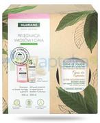 Klorane szampon na bazie wyciągu z piwonii 200 ml + Klorane Kwiat Cupuacu kremowy żel pod prysznic z organicznym masłem Cupuacu 200 ml [ZESTAW] Klorane