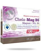 Olimp Olimp - Chela-Mag B6 30 kaps. - zdjęcie 4