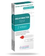 Domowe Laboratorium Helicobacter test z krwi 1 sztuka Hydrex