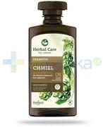 Farmona Herbal Care Chmiel szampon do włosów matowych pozbawionych objętości 330 ml Farmona