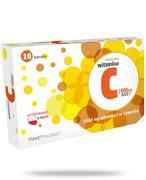 AvetPharma Witamina C 1000 mg 10 kapsułek REALIZACJA ZAMÓWIEŃ W 1 DZIEŃ ROBOCZY Avet Pharma