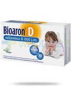 Bioaron D witamina D 800j.m. 30 kapsułek REALIZACJA ZAMÓWIEŃ W 1 DZIEŃ ROBOCZY PhytoPharm