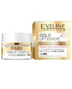 Eveline Gold Lift Expert ujędrniający krem-serum z 24k złotem 40+ 50 ml 1000