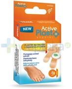 Active Plast Special plastry na odciski z kwasem salicylowym 6 sztuk NTrade