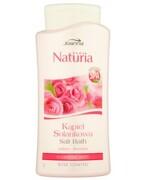 Joanna Naturia Body kąpiel solankowa jodowo-bromowa o zapachu róży 500 ml Joanna