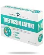 Domowa Apteczka Tretussin Zatoki 30 tabletek REALIZACJA ZAMÓWIEŃ W 1 DZIEŃ ROBOCZY Domowa Apteczka