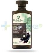 Farmona Herbal Care Czarna rzepa szampon do włosów słabych i wypadających 330 ml Farmona