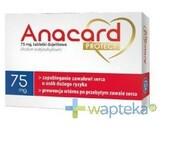 Anacard protect 0,075g 60 tabletek Hasco