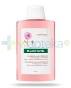 Klorane szampon na bazie wyciągu z piwonii 300 ml + 100 ml Klorane