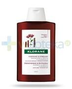 Klorane szampon na bazie chininy i witaminy B5 200 ml [Data ważności 30-09-2020] Klorane