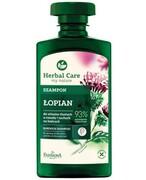 Farmona Herbal Care Łopian szampon do włosów tłustych u nasady i suchych na końcach 330 ml Farmona