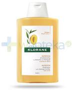 Klorane Nutrition szampon odżywczy do włosów suchych na bazie masła z mango 400 ml Klorane