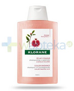 Klorane szampon na bazie wyciągu z granatu 200 ml Klorane