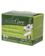 Masmi Silver Care tampony bez aplikatora super 14 sztuk REALIZACJA ZAMÓWIEŃ W 1 DZIEŃ ROBOCZY Masmi