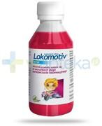 Lokomotiv - Syrop o smaku landrynkowym 130ml
