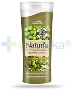 Joanna Naturia peeling drobnoziarnisty z balsamem z oliwą z oliwek 100 g Joanna
