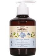 Green Pharmacy Herbal Care delikatny żel do mycia twarzy skóra sucha i wrażliwa Aloes 270 ml 1000