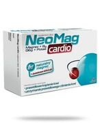 Neomag Cardio B6 50 tabletek