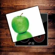 Szkło na płytę indukcyjną - Jabłka 03