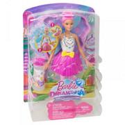 MATTEL Barbie Bąbelkowa Wróżka DVM95 / DVM96