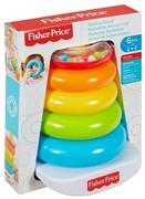 Fisher Price Piramidka z kółek