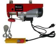 Wciągarka elektryczna SHZ 600 Magnum