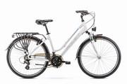 Rower trekingowy Romet Gazela 26 1 2020 - zapraszamy Cię do negocjacji ceny - RATY TOTALNE 0% - ogromne rabaty na akcesoria
