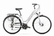 Rower trekingowy Romet Gazela 4 2020 - zapraszamy Cię do negocjacji ceny - RATY TOTALNE 0% - ogromne rabaty na akcesoria