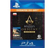Assassin's Creed Origins - season pass [kod aktywacyjny] PS4Dostęp po opłaceniu zakupu