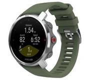 Zegarek sportowy z GPS Polar Grit X zielony - zdjęcie 2