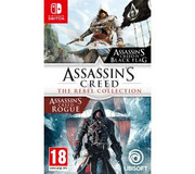 Assassin's Creed The Rebel Collection Switch
