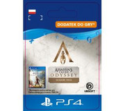 Assassin's Creed Odyssey - season pass [kod aktywacyjny] PS4Dostęp po opłaceniu zakupu