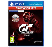 Gra PS4 Gran Turismo Sport