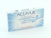 Soczewki kontaktowe Acuvue Oasys (6 soczewek)