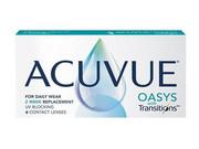 Soczewki kontaktowe Acuvue Oasys (6 soczewek) - zdjęcie 3