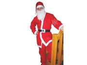 Kostium Świętego Mikołaja - roz. un.