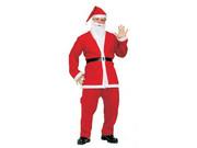 Kostium Świętego Mikołaja - roz. XL/XXL