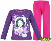 Piżama Violetta