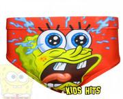 Kąpielówki Spongebob - czerwone