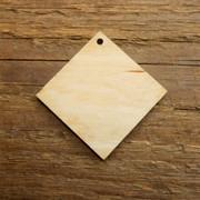 Zawieszka drewniana ROMB