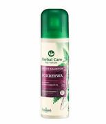HERBAL CARE Suchy szampon POKRZYWA (włosy przetłuszczające się) 180ml