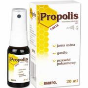 BARTPOL PROPOLIS FORTE EKSTRAKT 10% 20 ML